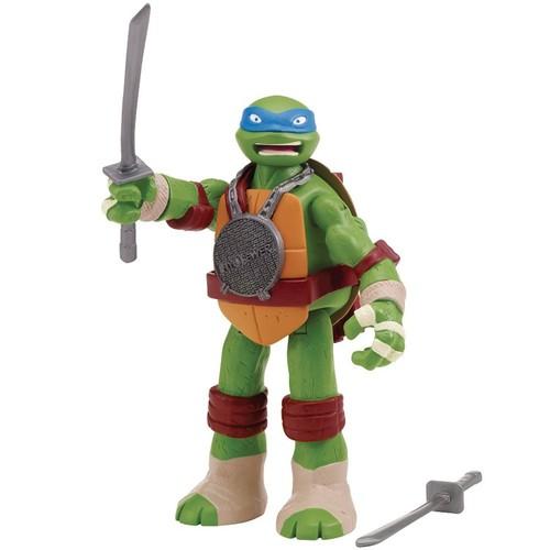 Ninja Kaplumbağalar Leonardo Sesli Dövüşen Figür Oyuncak