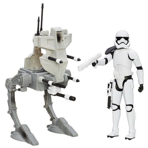 Star Wars Assault Walker Titan Hero Araç Ve Figür Set