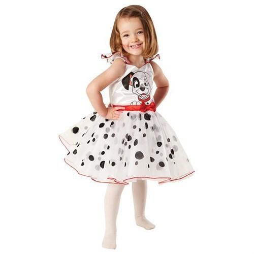 Dalmaçyalı Balerin Çocuk Kostüm 18-24 Ay
