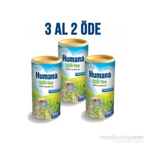Humana Still-Tee Emziren Anneler için 200 gr 3 Al 2 Öde