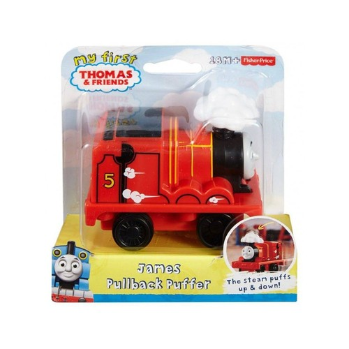 Thomas And Friends Çek-Bırak Trenler James Dgk99-Dgl01