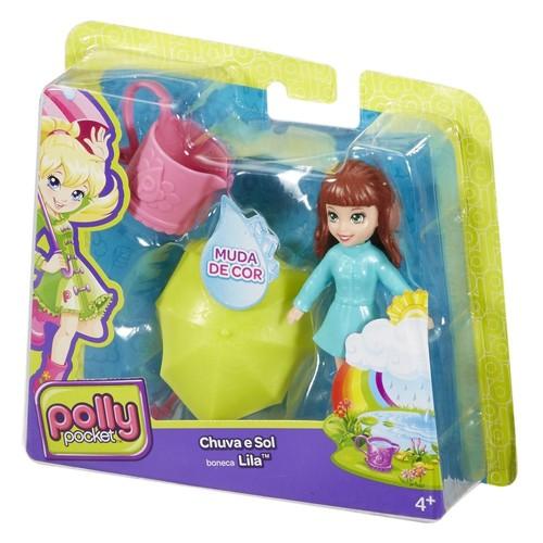 Polly Pocket Polly Ve Arkadaşları Yağmur Eğlencesi Yeşil