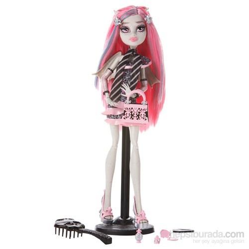 Monster High Acayip Havalı Arkadaşlar Partide-Rochelle Goyle