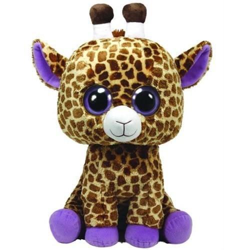 Ty Peluş Oyuncak Safari - Giraffe Medium 25 Cm