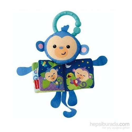 Fisher Price İlk Kitaplarım - Maymun