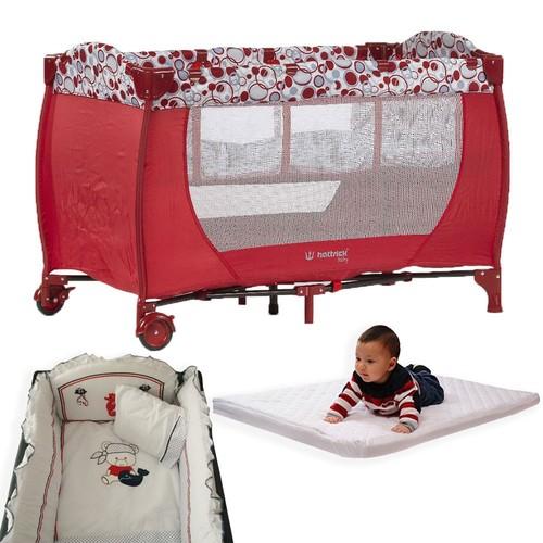Hattrick Baby Rpp-09 Uyku Setli Oyun Parkı 60X120