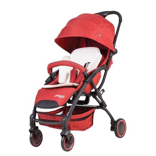 Prego 2085 Smart Fold Bebek Arabası Kırmızı