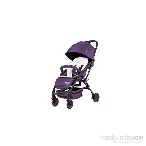 Prego 2085 Smart Fold Bebek Arabası Lila