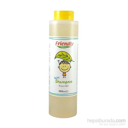 Friendly Organic Bebek Şampuanı 500Ml