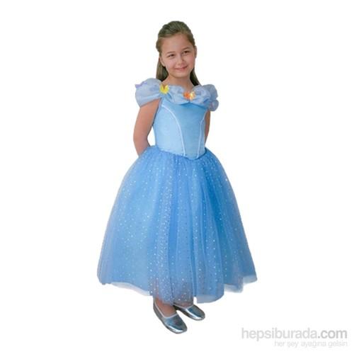 KullanAtMarket Disney Cinderella Butik Kostüm 4-6 Yaş