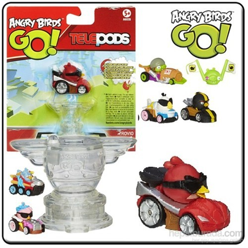 Angry Birds Go Tekli Paket