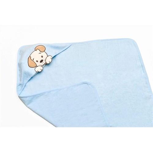 Bebemia Bebek Havlusu - Mavi