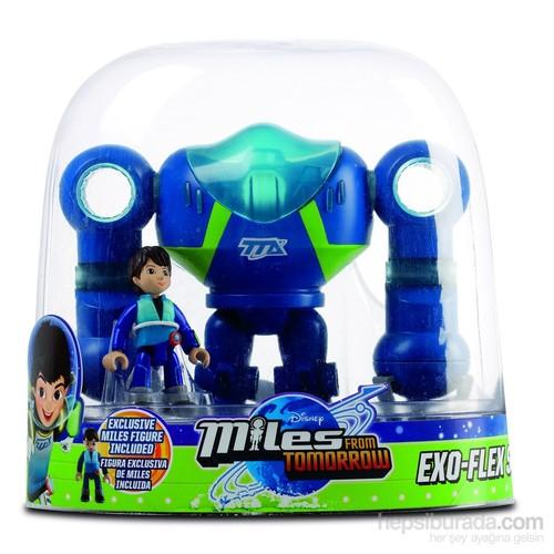 Miles Yarının Ötesinde Ekzo Fleks Kostüm