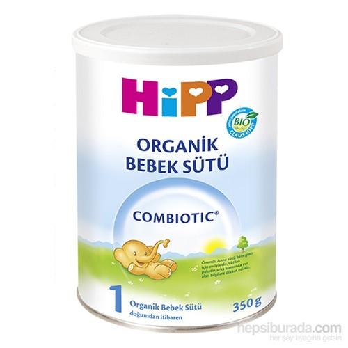 Hipp 1 Organik Combiotic Bebek Sütü 350 gr - 4'lü