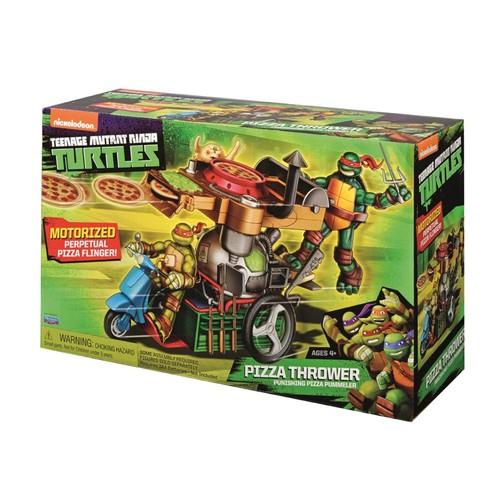 Ninja Turtles Pizza Fırlatan Karavan