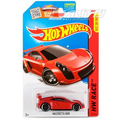 Hot Wheels Mastretta Mxr Oyuncak Araba