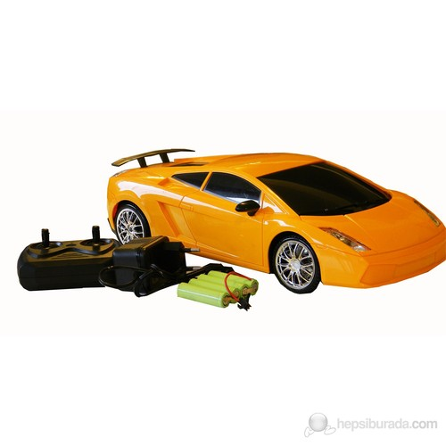 İnova Lp-74 1:12 Sarjlı Araba Sarı