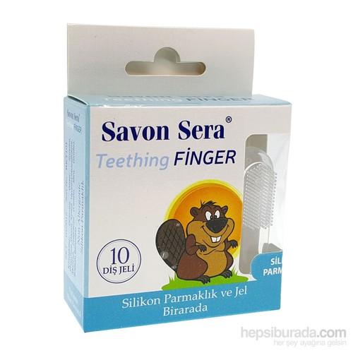 Diştem Diş Kaşıyıcı Silikon Parmaklık Ve Jel