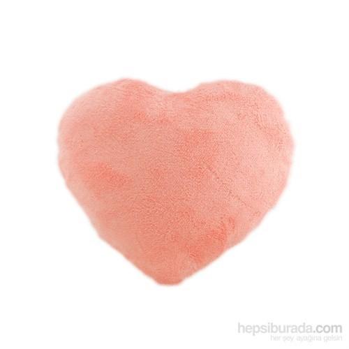 Neco Plush Kalp Peluş Yastık 36 Cm