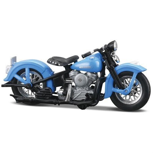 Maisto Harley Davidson 1948 Fl Panhead 1:24 Model Motosiklet