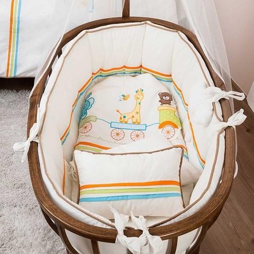 Aybi Baby Beşik Uyku Seti Safari