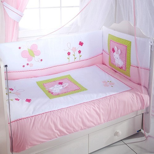 Aybi Baby Bunny Bebek Uyku Seti 70X130