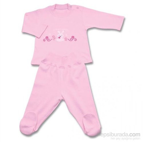 Sevi Bebe Patikli Bebek Takımı