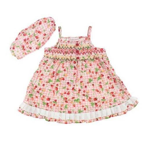 Modakids Andywawa Kız Çocuk Bandanalı Elbise (6 Ay-3 Yaş) 00825494021