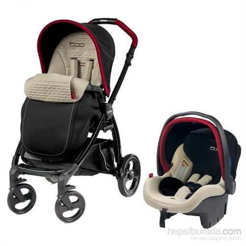 Peg Perego Book Plus Sl 500 Pop Up Completo Trav. Sis. Bebek Arabası