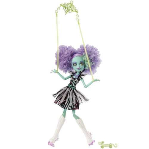 Monster High Korku Sirki Acayip Arkadasim Honey Swamp
