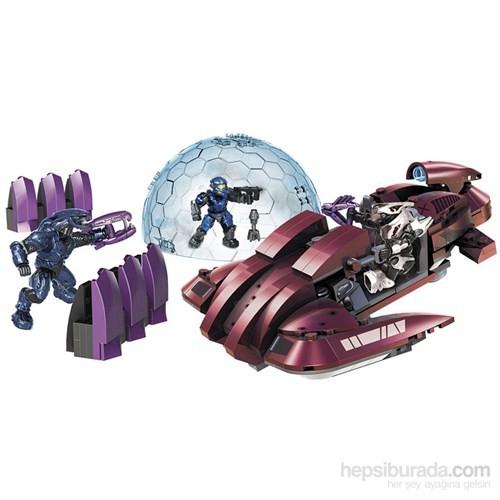 Mega Bloks Halo Wars Covenant Araç ve Özel Zırh Oyun Seti