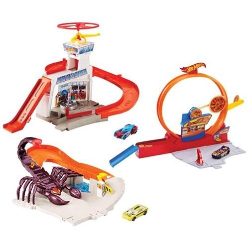Hot Wheels Oyun Seti X9295