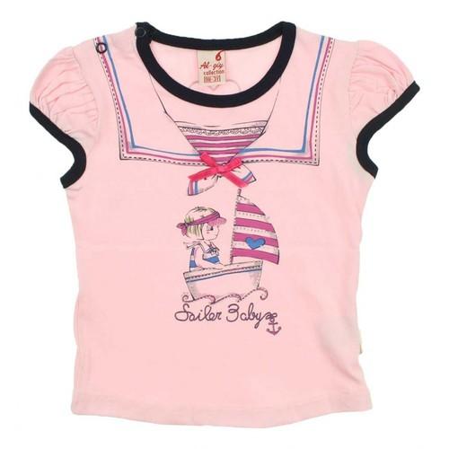 Modakids Kız Bebek T-Shirt (1 - 3 Yaş) 019-733-021