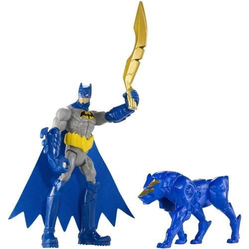 Batman Ve Blade Wolf Unlimited Figür Set