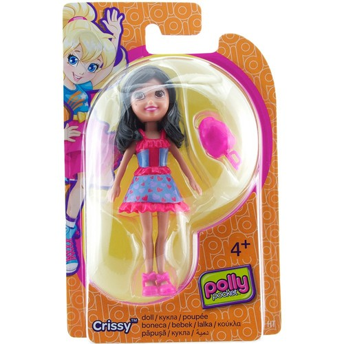 Polly Pocket Bebekler Crissy Model 1