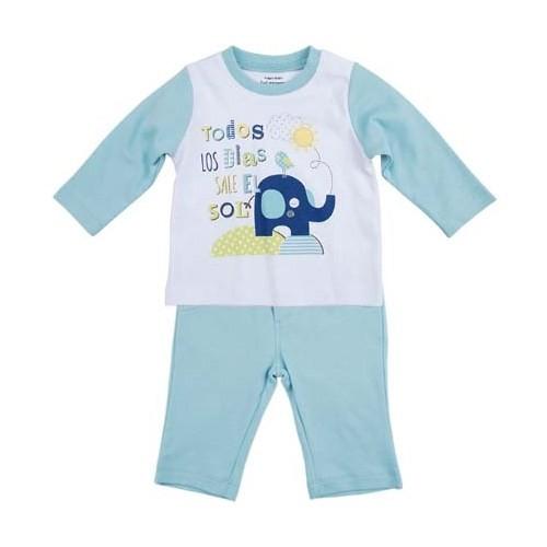 Zeyland Erkek Çocuk Mavi 2 Li Takim K-52H601514