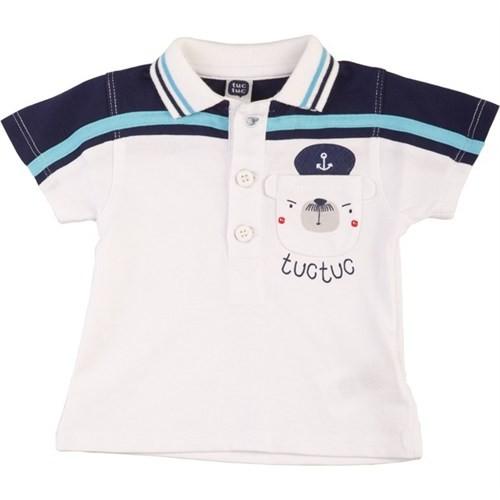 Tuc Tuc Çocuk Polo Yaka T-Shirt, Deep Blue