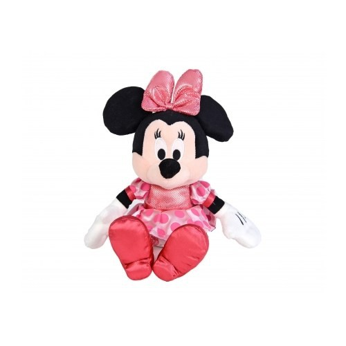 Disney Minnie Butik Havalı Pembe 25Cm