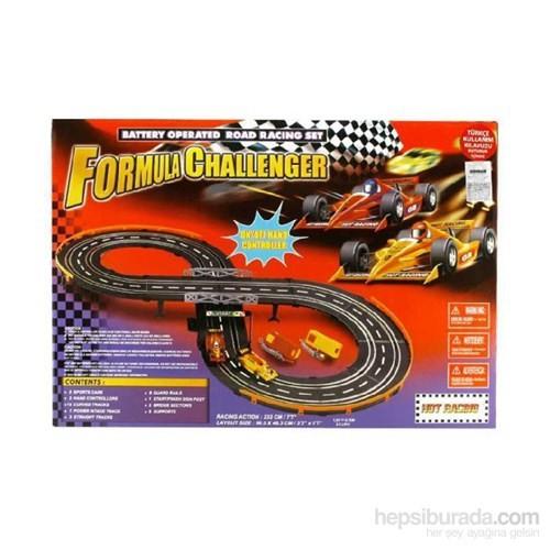 Sunman Hot Yarış Set Formula Challenger On/Off B/O