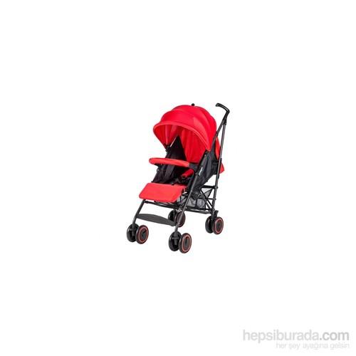 Prego 2062 Uno Bebek Arabası Kırmızı