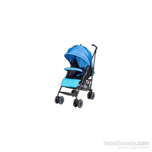 Prego 2062 Uno Bebek Arabası Mavi