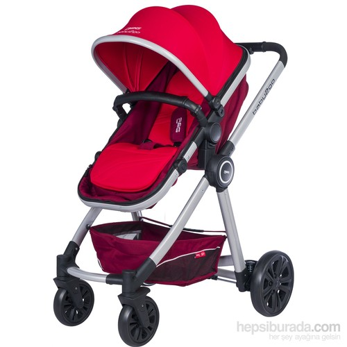 Baby2Go 6033 Power Delux T/S Puset