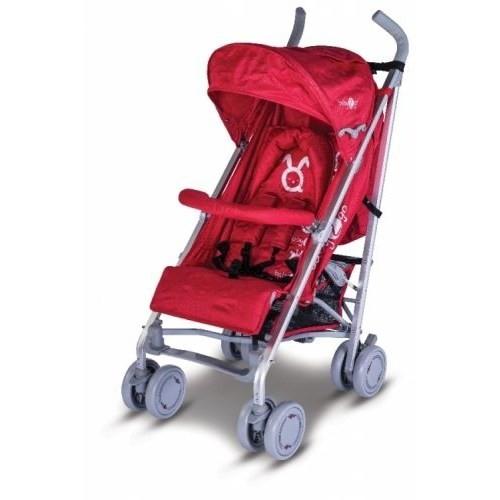 Baby2go 8818 Arrow Baston Bebek Arabası - Kırmızı