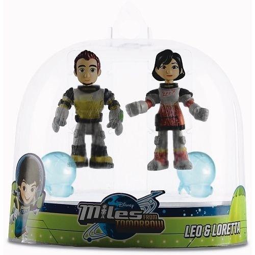 Mercan Miles Yarının Ötesinde 2Li Paket Leo Ve Loretta