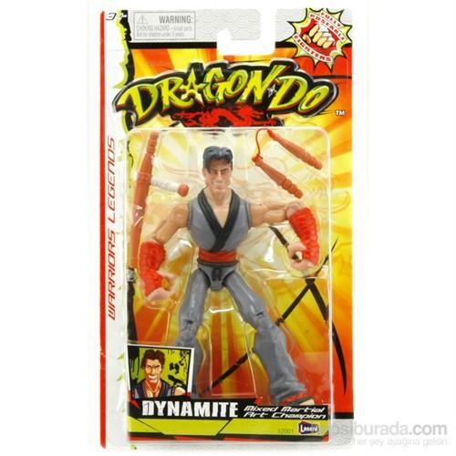 Dragon-Do Dynamite Dövüş Şampiyonu 15 Cm Figür