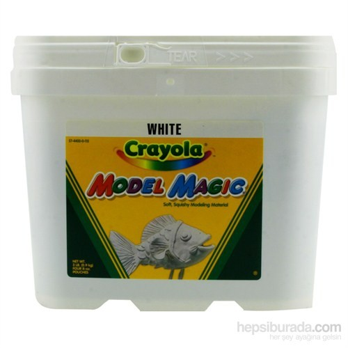 Crayola Sihirli Model - Beyaz - Okul Paketi