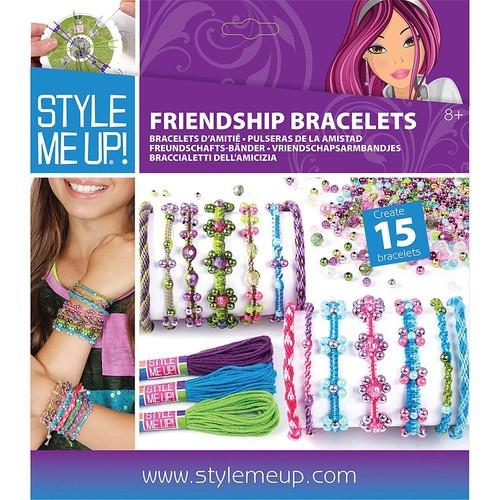 Style Me Up Arkadaşlık Bilekliği Tasarım Seti