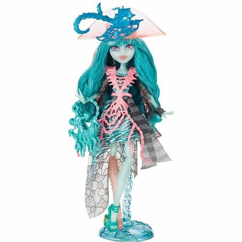 Monster High Hayalet Okulu Öğrencileri Vandala Doubloons