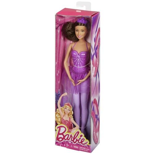 Barbie Sihirli Dönüşen Balerin Cff45