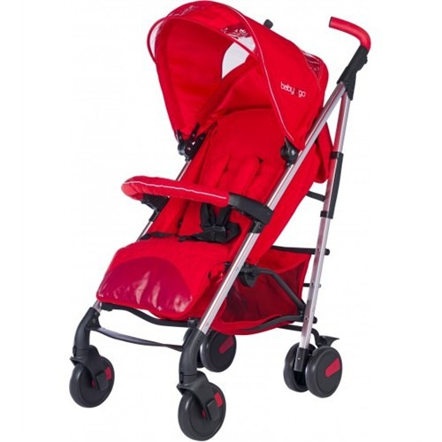 Baby2Go 6003 Supreme Baston Puset - Kırmızı